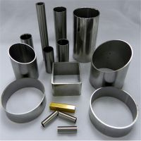 201 316L不锈钢管 圆管 拉丝管 六角管 装饰管 规格齐全 质量保障