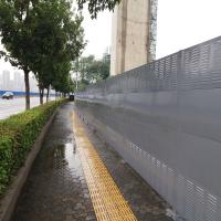 南通高速公路护栏网隔音屏障 - 公路声屏障厂家 - 隔音屏障价格隔离网
