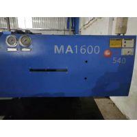 海天注塑机低价转让工厂MA160吨原装伺服
