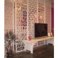 镂空雕刻定制客厅空间隔断背景墙装饰雕花板