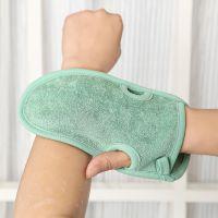 老汤韩国免搓澡巾沐浴手套 搓泥搓背加厚双面成人儿童搓澡巾神器