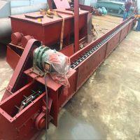 防尘式粉料刮板输送机 密封水泥粉刮板机