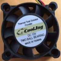 EVERFLOW COOLJAG R124010BM 12V 0.12A 4线4010散热风扇