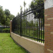 广州花式栅栏厂家 珠海学校防爬栏 中山草坪护栏图片