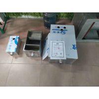 治理油烟处理后厨污水油烟分离器环保检测油烟净化器