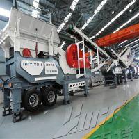 新型破碎机型号分类 移动破碎机安装 建筑垃圾处理设备