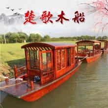 出售特殊船型餐厅 欧式实木船型家具 餐厅用餐船 仿古木船