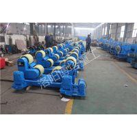 风电塔筒专用液压组对滚轮架 风电塔筒专用倾斜式滚轮架