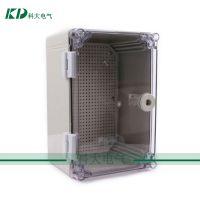 厂家直销30*20*16cm透明防水电箱PC塑料透明箱 IP65PVC防水配电箱