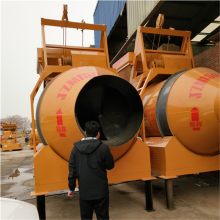 直销JZM350强制式混凝土搅拌机 反转出料移动式摩擦水泥砂浆搅拌机