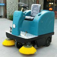 美卓机械热销上海驾驶式扫地机3刷小型座机物业小区保洁清扫车