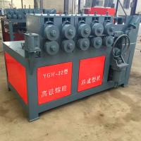 恒路工程生产螺旋筋成型机 台式钢筋弯箍机