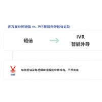 IVR智能呼叫系统,一种会说话的短信