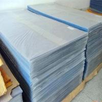 厂家定做阻燃环保pvc塑料片材彩色软pp卷材服装模板pvc材料