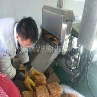 北京早餐小吃煎饼果子薄脆油炸机 脆皮自动油炸流水线 薄脆油炸机