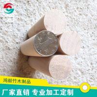 大量供应木圆条 木圆棒 桉木圆棒 橡胶木圆棒 荷木木棒定制