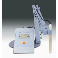 吐鲁番PB-10 标准型台式PH计/高精准实验室电化学分析仪工业天平分析天平实验室快速水分测试仪MB