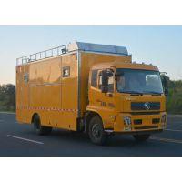 东风天锦餐车 JHW5100XCCD型餐车2.5L