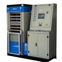 WENLIN-FA5200-3 三冷三热A3+层压机 PLC控制 冷热分体大幅面制卡设备层压机