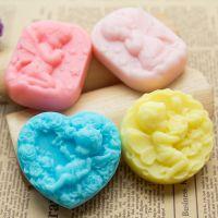 天使宝宝翻糖蛋糕模具 液态硅胶模具手工皂烘焙模具 DIY蛋糕模具