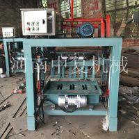 可商用可家用的小型水泥免烧制砖机