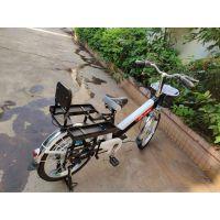 达铃电动车助力拉货载人送餐外卖锂电池电瓶车电动自行车