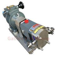 ZB3A卫生高粘度转子泵sanitary grade high viscosity rotor pump