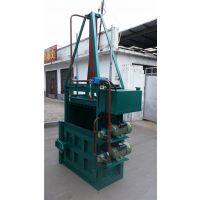 安徽半自动立式打包机 重量轻废塑料薄膜打包