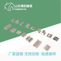 太阳能光伏板中压块 薄膜压块 铝合金型材 晟阳光伏
