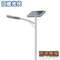 批发新农村建设太阳能路灯 新款30w一体化太阳能户外道路照明灯