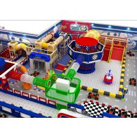 厂家直销新型主题设计各种室内游乐设备淘气堡儿童乐园