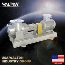 美国WALTON沃尔顿 进口不锈钢轴流泵 化工轴流泵 美国脱硫泵
