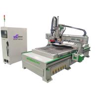 诺承NC-1325M柜体生产线价格 板式家具开料机 自动上下料雕刻机