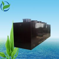 鲁创定制地上式污水处理设备,养殖地埋式一体化污水处理设备