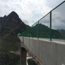 围墙铁丝网 汕头高速公路桥梁防抛网 浸塑防抛网价格 多钱一米