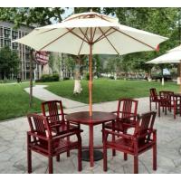 南京哪里有防腐木桌椅卖实木桌椅不锈钢组合式大花箱 树脂花盆移动树池