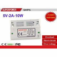 5V2安10W LED开关电源显示屏防水电源适配器