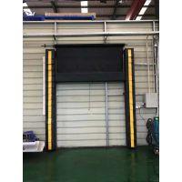 河北 工业门封 PVC防撞海绵 固定式门封罩 物流仓储