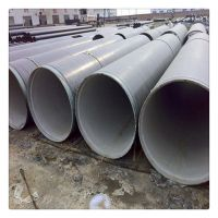 沧州东润机加工聚乙烯3PE防腐螺旋管 衬里水泥砂浆Q235B钢管价格