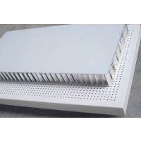 广州休息间亭宇3.0MM厚造型铝格栅