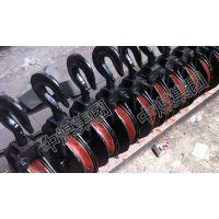 厂家直销耙装机尾轮 矿用配件尾轮