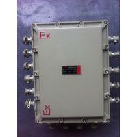 BXJ51-20/8防爆接线端子箱300*300*150 规格