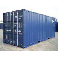 合阁出口改装海运集装箱房屋