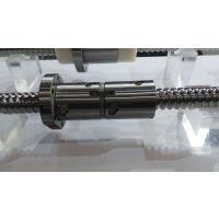 专业生产双螺母滚珠丝杆DFU2505 DFU3205