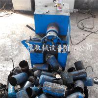 废机油滤芯压油机 废机油滤芯拆解机郑州升帆全新升级