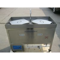 厂家直销洗立安XCQ-2400消防面罩超声波清洗机