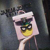 迷你小双肩包女韩版2018夏季新款百搭斜挎单肩包时尚个性小背包包