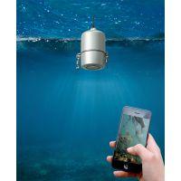 安卓苹果手机无线可视钓鱼器 水下WIFI视频探鱼摄像头