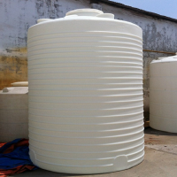富航容器10吨减水剂复配罐 耐酸碱盐防腐蚀pe化工桶大型塑料水箱