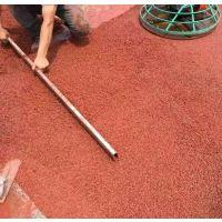 透水混凝土 透水混凝土胶结料 地坪材料 地坪添加剂 新大地